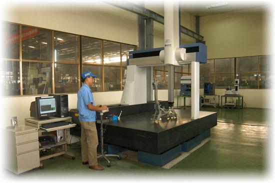 Các thiết bị kiểm tra chất lượng sản phẩm